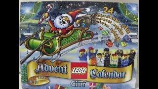 2006 Lego Advent Calendar Day 1