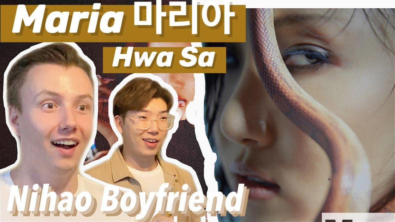 Hwa Sa(화사) | Maria(마리아) | Kpop Reaction