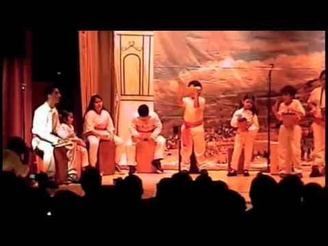 Pachamama Peruvian Arts 'Mallki' 2009 - Cajon