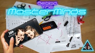 """EP46 - ESCAPETHEROOMers presents: Behind The MasterMinds w/ """"Escape Team"""""""