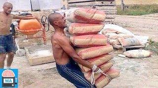 Die schnellsten Arbeiter der Welt (Niemand kann sie schlagen!)