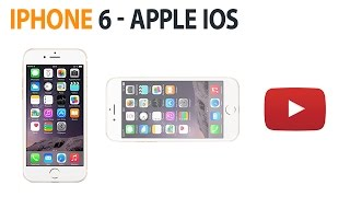iPhone 6 - Apple iOs 8 (Deutsch)