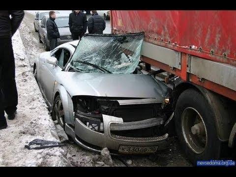 Car Crash Compilation January 2015 #16 - massivecrashtv.com