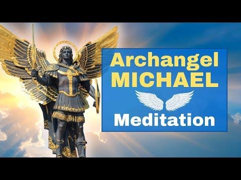 Archangel Michael Meditation For Protection, Inner Strength, & Raising Your Vibration