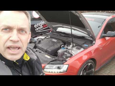 Car wobbling at idle? Carbon buildup will cause the engine