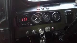 звуковой повторитель поворотов и стояночного тормоза УАЗ 452