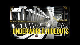Space Engineers - Underworld Server Base Tours