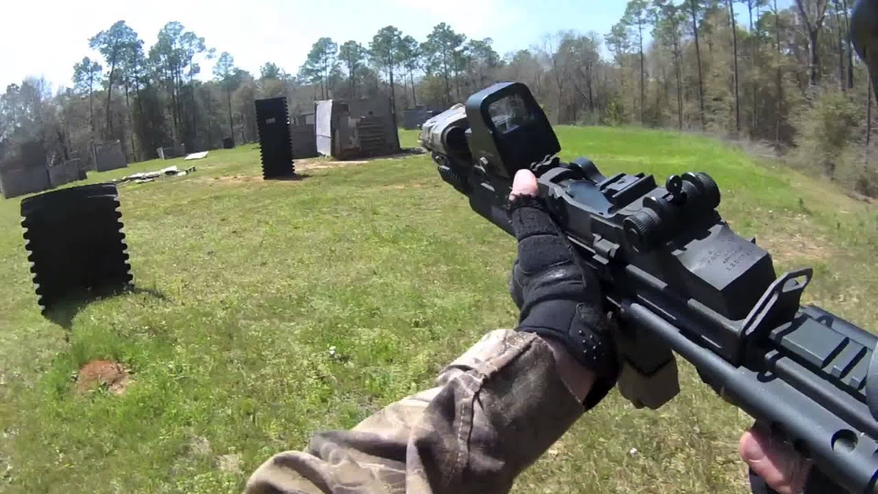 Southern Command Airsoft Montage - March 2014 (VFC SCAR L ... M14 Ebr Airsoft