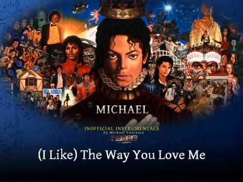 (I Like) The Way You Love Me - Playback
