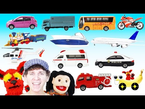 What Do You See? Song | Vehicles and Transport | Learn English Kids