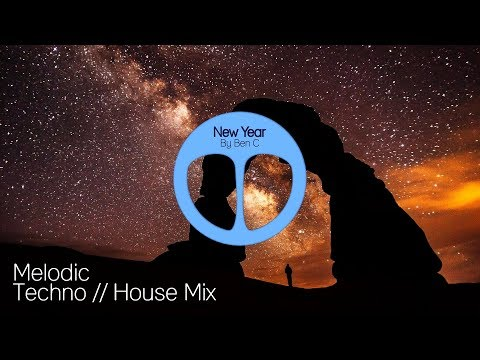 Melodic Techno Special New Year Mix 2019 Solomun , Boris Brejcha , Worakls , Nto , Ben C & Kalsx