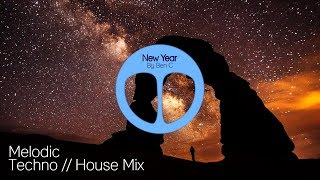 Melodic Techno Special New Year Mix 2019 Solomun , Boris Brejcha , Worakls , N'to , Ben C & Kalsx
