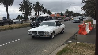Melbourne Father's Day Car & Bike Show. (Part1)