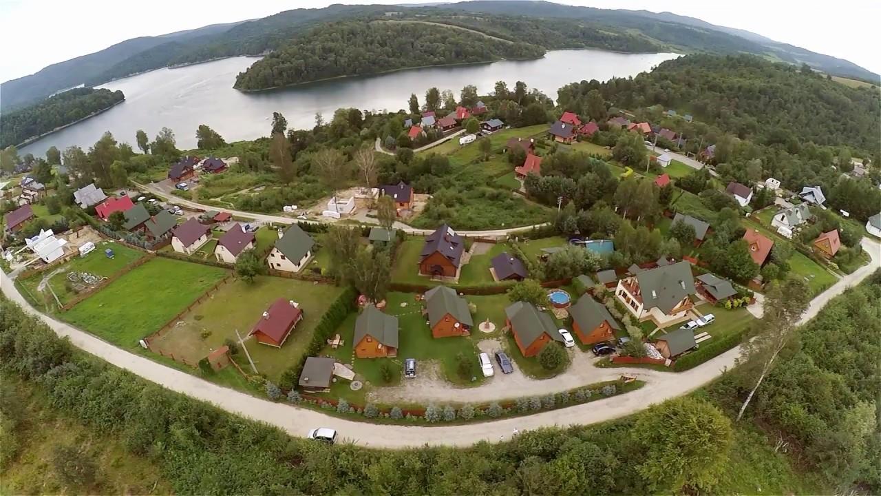 Niewiarygodnie Domek Solina, domki solina-olchowiec | Nocleg Solina RF77