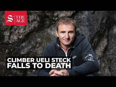 Climber Ueli Steck