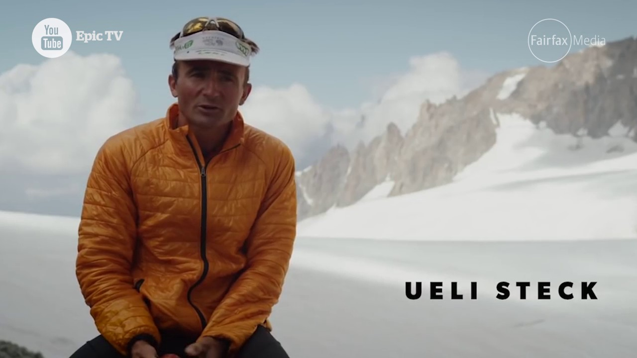 Ueli steck new speed record eiger 2015 youtube - Climber Ueli Steck Falls To Death In Nepal