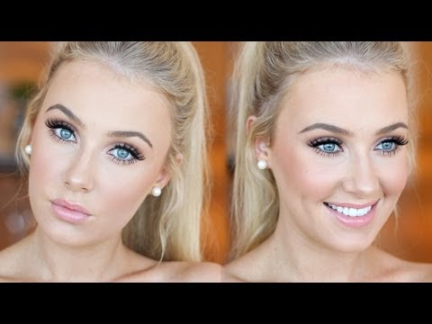 Natural Prom Makeup Tutorial