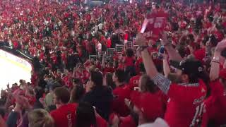 Capitals Watch Party: Fans go NUTS after Alex Ovechkin