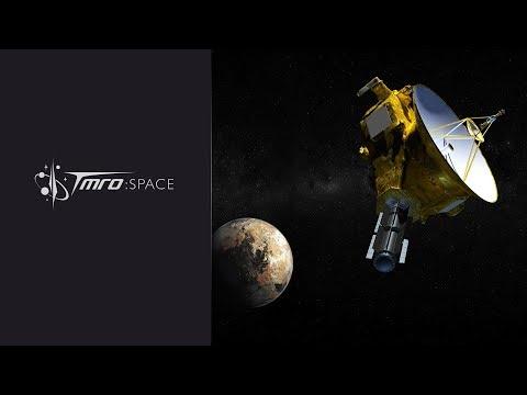 TMRO:Space - Exploring Pluto with New Horizons - Orbit 11.08