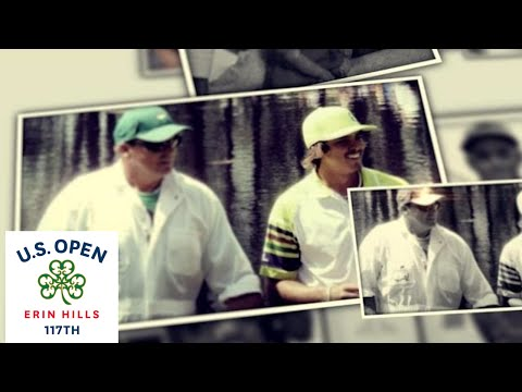 PGA and LPGA stars pay tribute to their fathers on Father's Day | 2017 U.S. Open