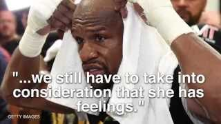Floyd Mayweather Defends Ronda Rousey, Offers to Help Her with Boxing