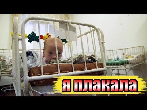 Няня рассказала, почему в детском доме младенцы не плачут