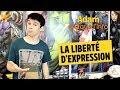 Comprendre la liberté d'expression - Adam croque l'info