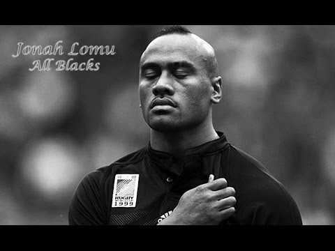 Jonah Lomu (All Blacks) Tribute HD