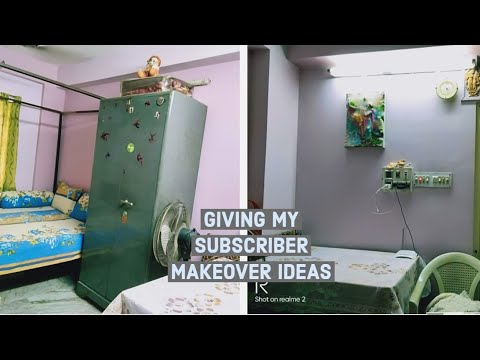 EXTREMELY SMALL BEDROOM MAKEOVER IDEAS|GHAR GHAR SERIES|EP-16
