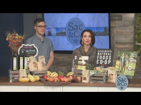 Plenty of Organic produce is in season at the Sacramento Natural Foods Co-op: Sac&Co