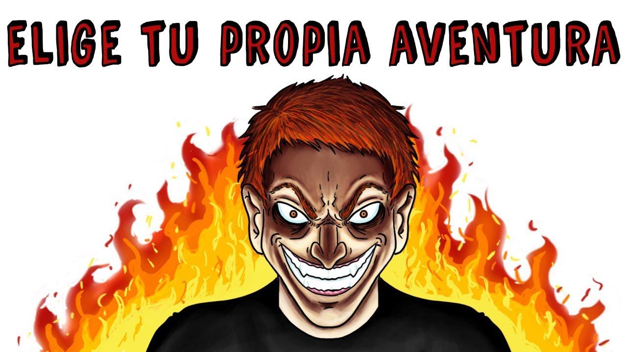 ELIGE TU PROPIA AVENTURA CAP 4 | Draw My Life