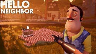 Having A PICNIC With THE NEIGHBOR!!! | Hello Neighbor (Beta 3)
