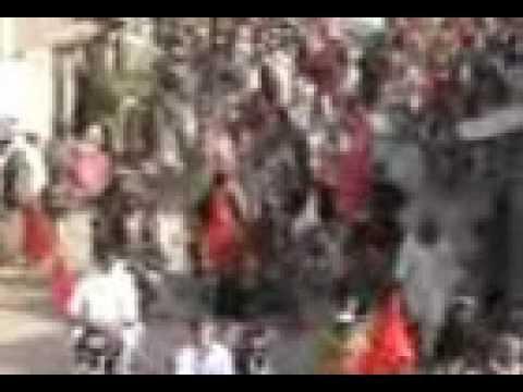 Malak Sheikh Mohammad yar khan ANP Zhob procession