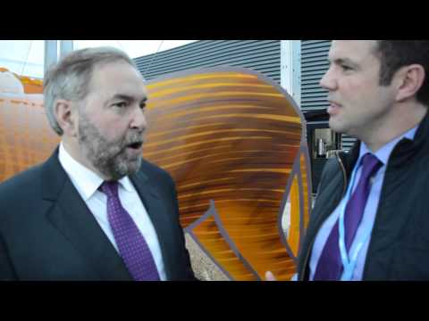 Tom Mulcair on the importance of climate action #COP21