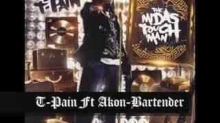 The Hitmen Presents T-Pain: The Midas Touch [2008 Bootleg Mixtape] Part2