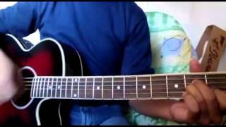Lo que te voy a decir - Jarabe de Palo [guitar cover]