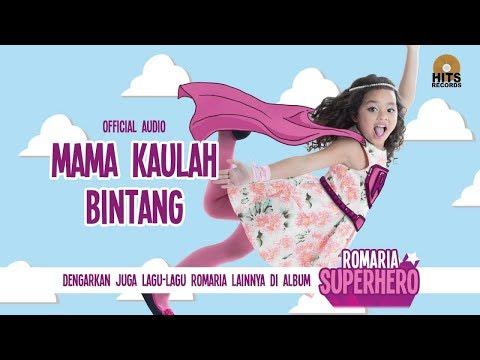 MAMA KAULAH BINTANG - ROMARIA karaoke download ( tanpa vokal ) cover