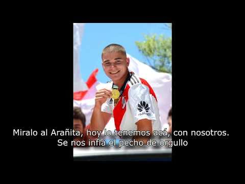 'Miralo al pibe ese, Alvarez' - Julián 'el Arañita' Alvarez