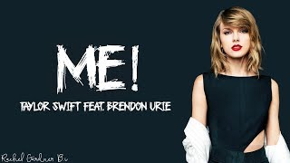 Taylor Swift - ME! (Lyrics) feat. Brendon Urie Video