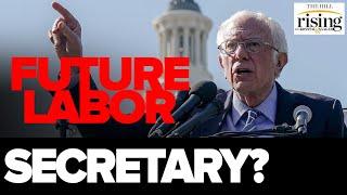 Krystal and Saagar: Bernie DREAMS Of Biden Labor Secretary