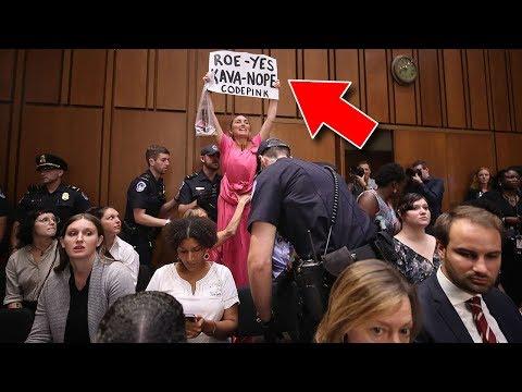 Brett Kavanaugh Senate Confirmation Hearing Has Been A Circus So Far!