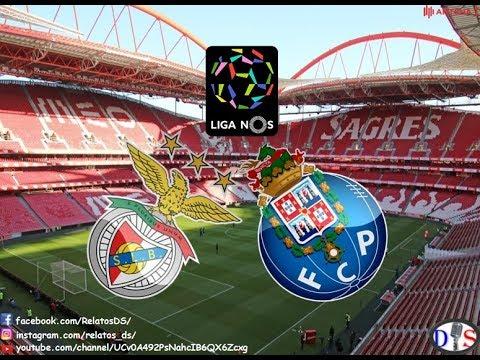 Rádio Antena 1 - Benfica x Porto - Relato dos Golos