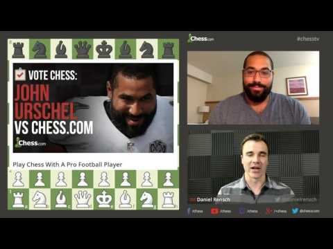 Preview for Urschel vs The World Chess Match