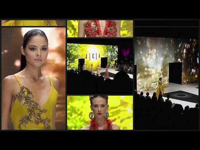 La 2 de TVE emite especiales de la Feria Internacional de la Moda de Teneife #FeriaModaTFE