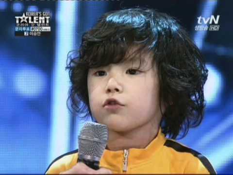 이승안_Korea's Got Talent 2011 Semi-Final Week3