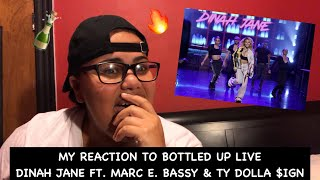 Baixar My Reaction To Bottled Up by Dinah Jane ft. Marc E. Bassy & Ty Dolla $ign Live On Jimmy Fallon