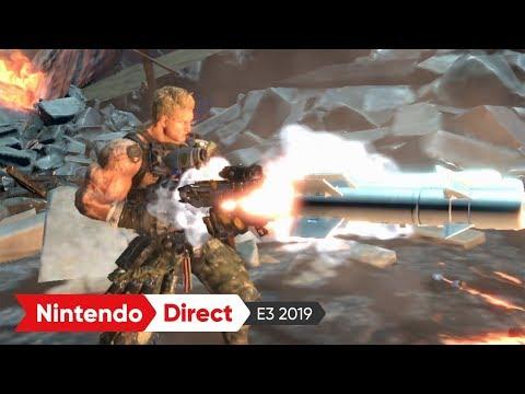 CONTRA ROGUE CORPS:E3 2019 出展映像
