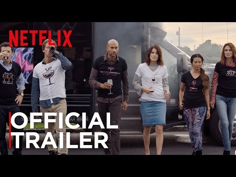 Download Youtube: Friends From College | Official Trailer [HD] | Netflix