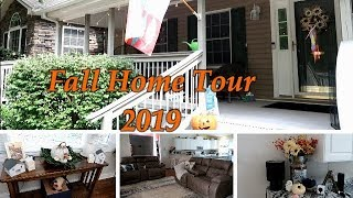 Fall Home Tour 2019/Kitchen Reno Update