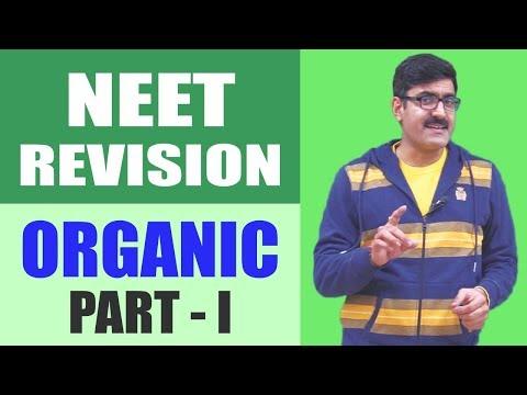 Organic Revision Part-1 | NEET-2017
